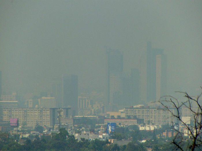 Contaminación de Ciudad de México