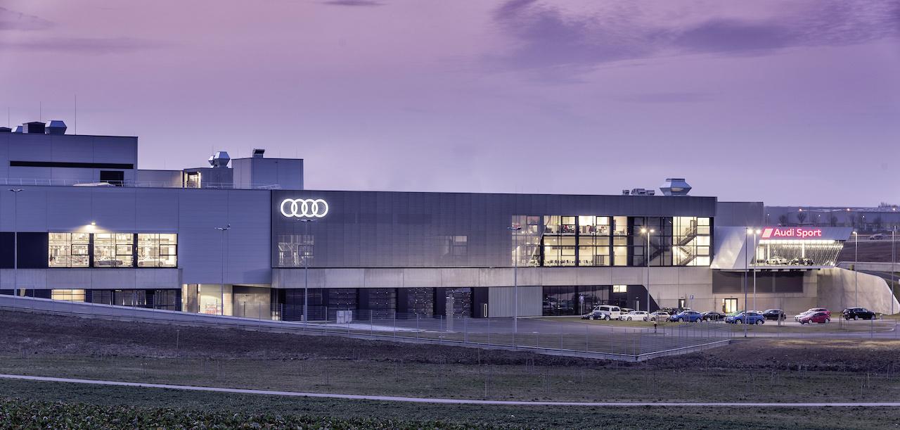 Moving forward under a new name:  quattro GmbH becomes Audi Spor
