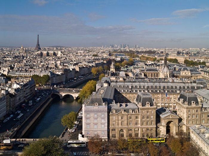 París vista desde Notre Dame