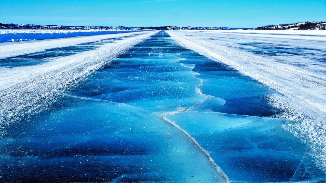 carretera hielo – 2