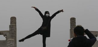 contaminación pekin