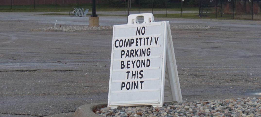 Divisiones de parking