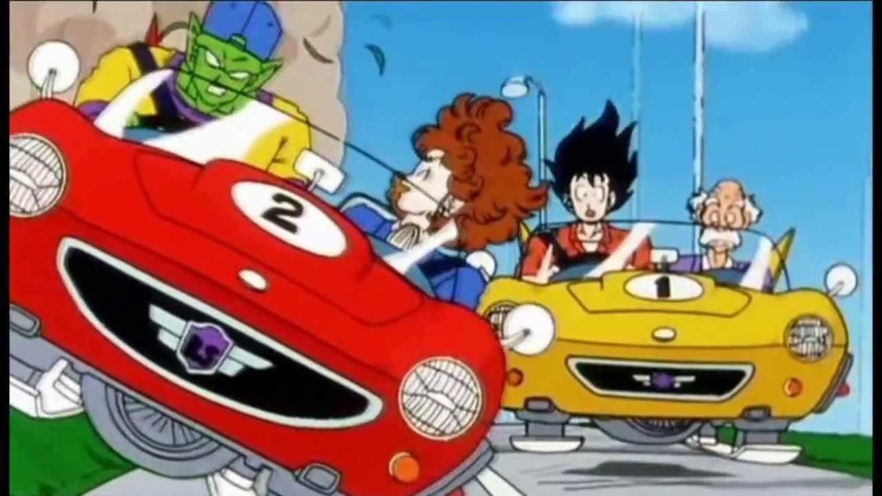 goku-conducir