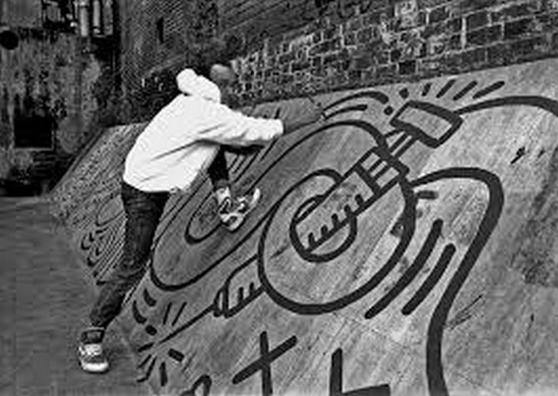 Los Coches De Keith Haring