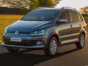 Volkswagen SpaceCross 2015