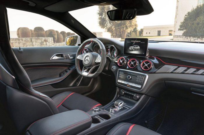 Mercedes-AMG GLA 45 4MATIC, X 156 (2017)