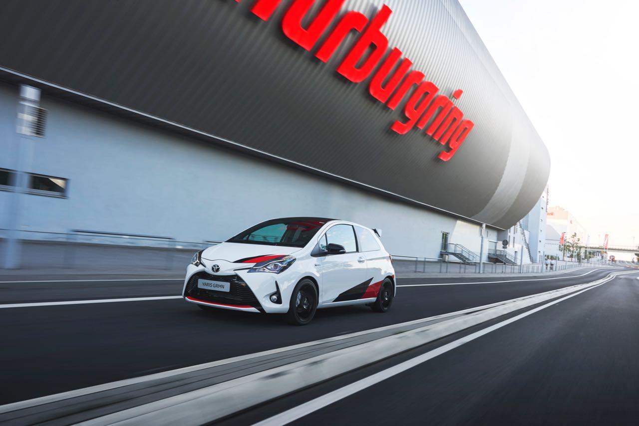 Toyota Yaris GRMN 2018 – 18