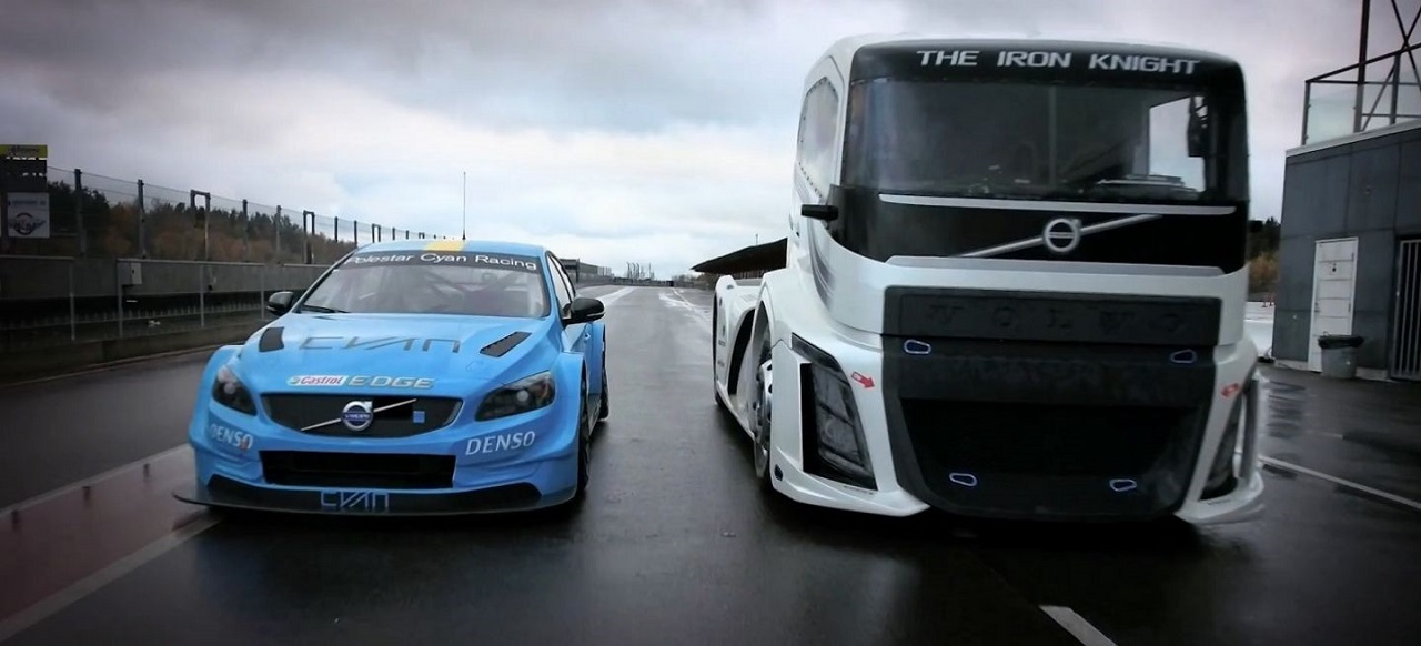volvo-trucks-the-iron-knight-vs-volvo-s60