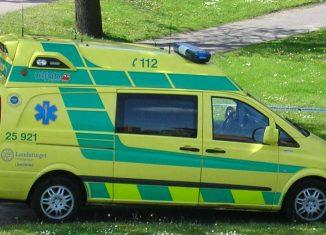 Ambulancias de Suecia