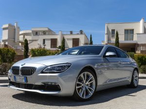 Fotos de BMW 640d xDrive Gran Coupe F06 2015