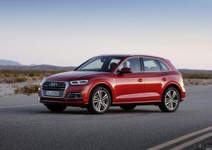 Audi Q5 TFSI quattro 2017