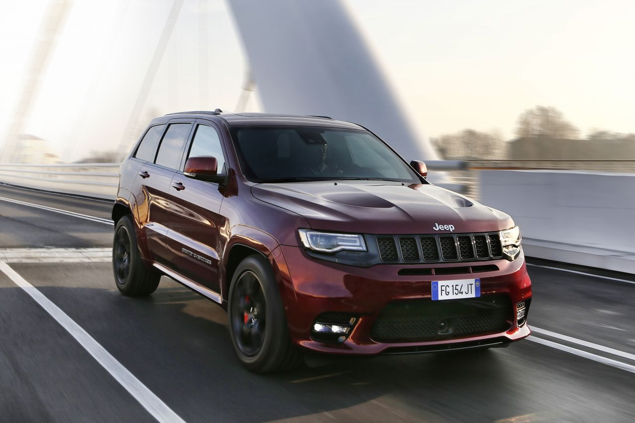 Jeep Grand Cherokee 2017, ya está disponible en España ...
