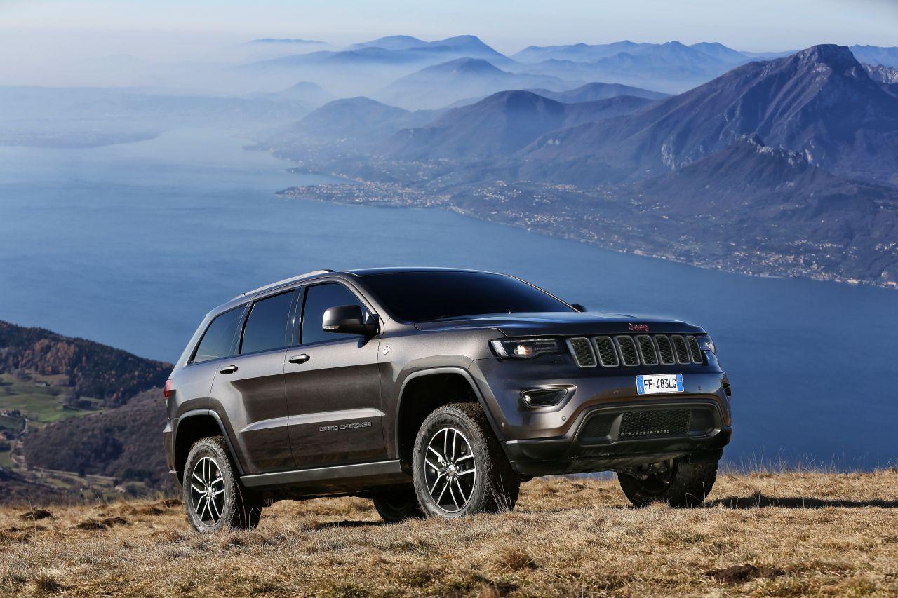 Jeep Grand Cherokee 2017: precios, motores, equipamientos