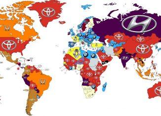 marcas de coches más buscadas Google