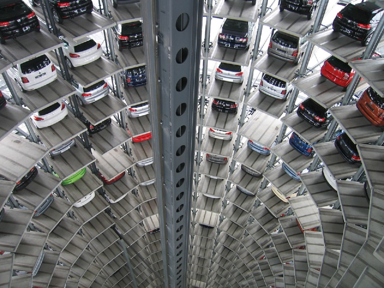 parking-robotizado