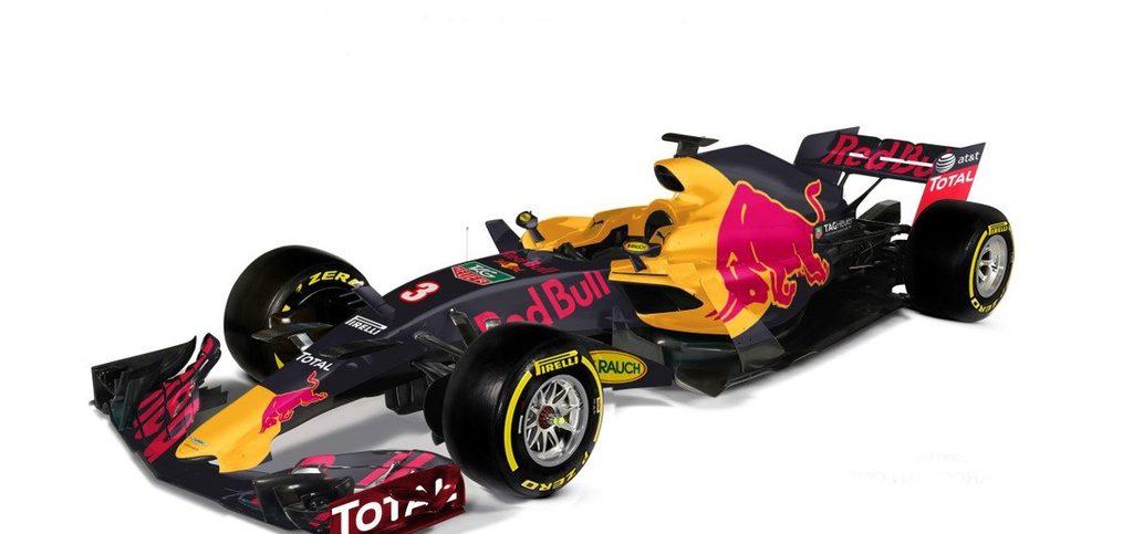 RB13 red bull formula 1