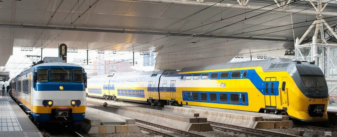 Trenes de Países Bajos