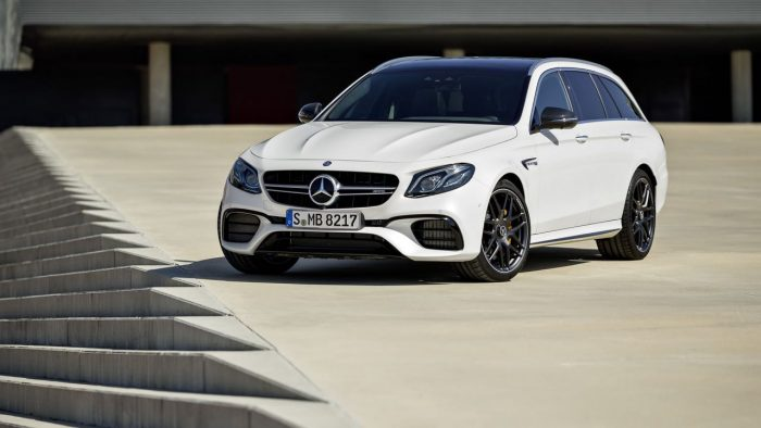 Mercedes-AMG E 63 S 4MATIC+ 2017