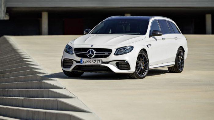 Mercedes-AMG E 63 S 4MATIC+ 2017