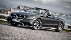 Mercedes-AMG S 63 4MATIC Cabrio: prueba contacto