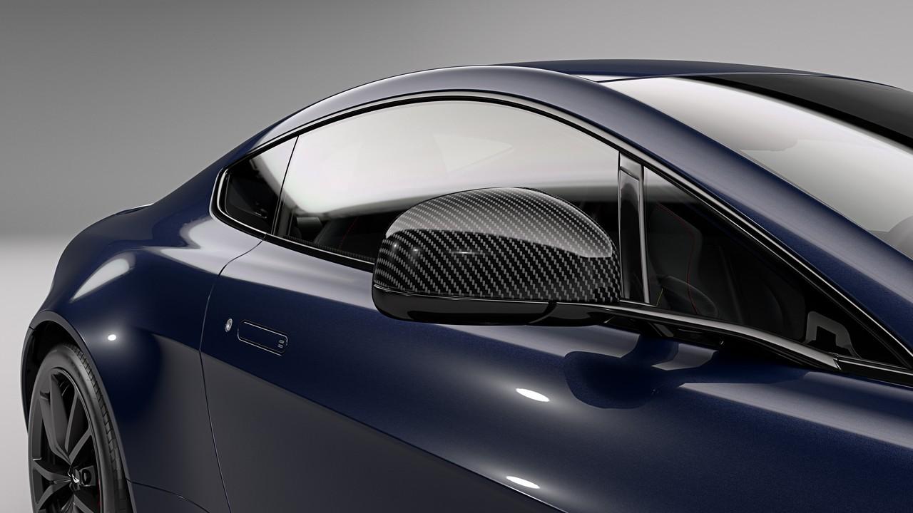 Aston Martin V8 y V12 Vantage S Red Bull Racing Edition