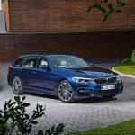 BMW Serie 5 Touring 2017