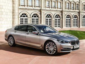 BMW Serie 7 730Ld Xdrive G12 2015