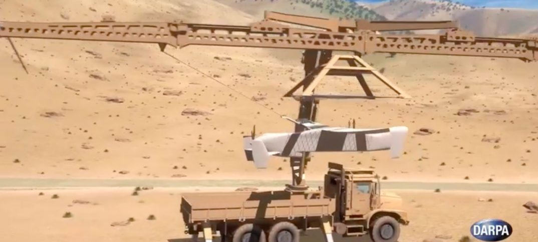 DARPA Sidearm