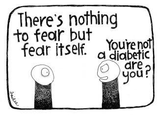 humor diabético