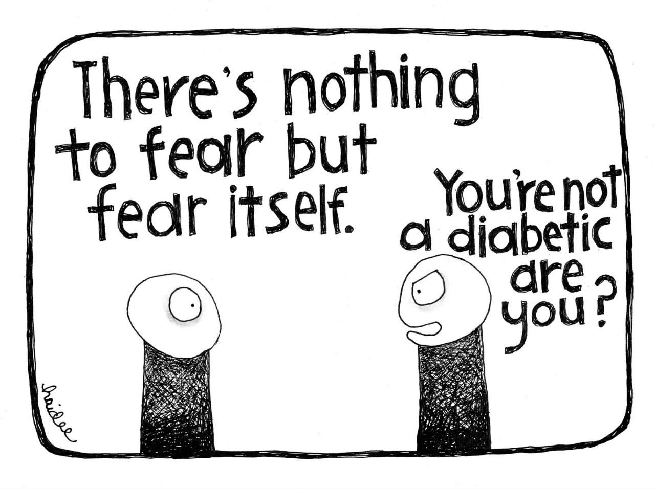 diabetes humor diabetico