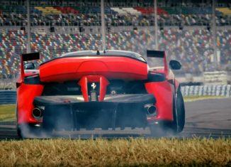 Ferrari FXX K temporada 24