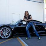 Hennessey Venom GT Steven Tyler