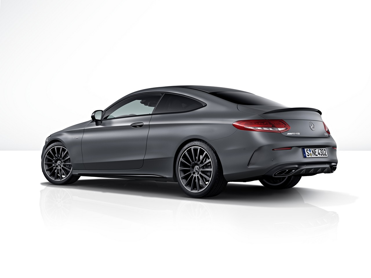 Mercedes-AMG C 43 4MATIC Coupé Night Edition