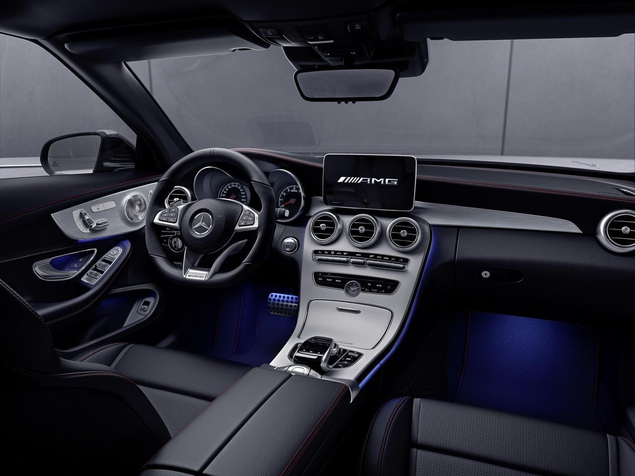 Mercedes-AMG C 43 4MATIC Cabriolet Night Edition