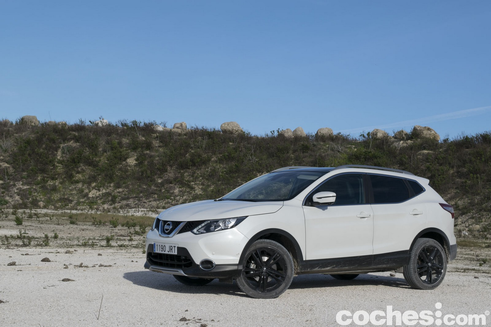 Nissan Qashqai Crossover Domination