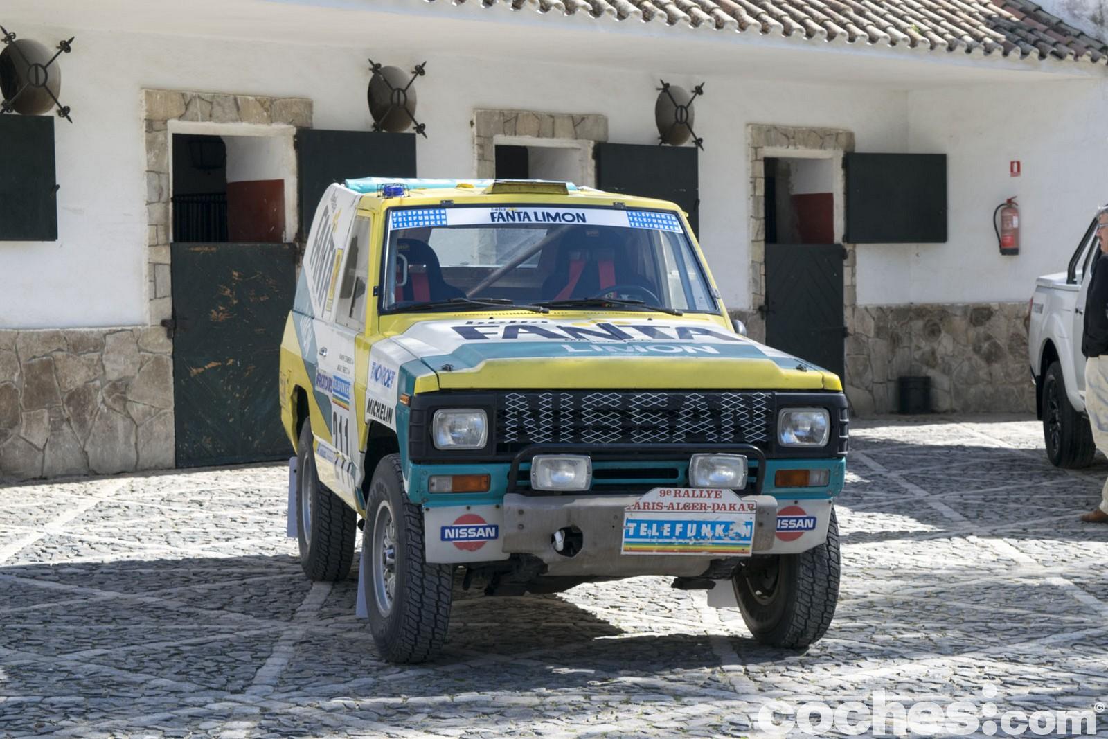 Nissan Patrol Crossover Domination