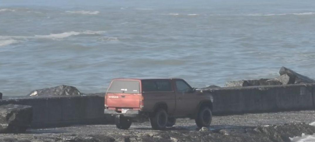 Nissan Pathfinder olas