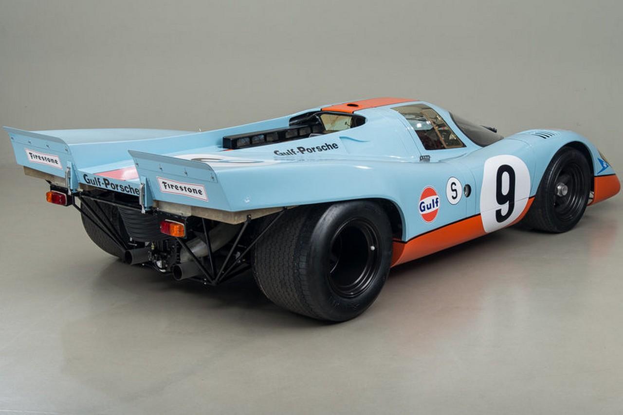 Porsche 917K 1969 subasta