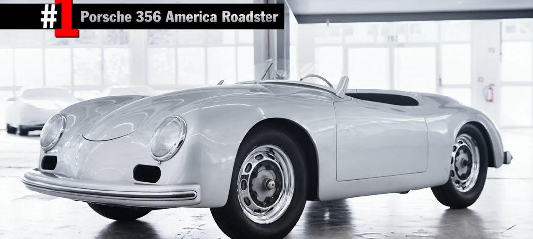 Porsche modelos raros