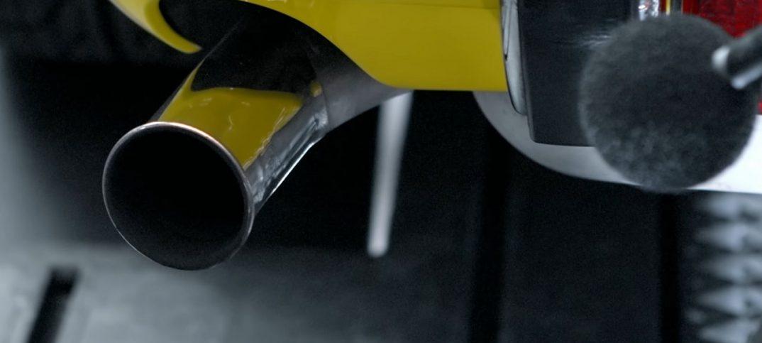 Porsche sonidos