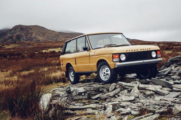 Range Rover Reborn
