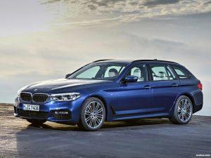 BMW Serie 5 Touring 530d xDrive M Sport G31 2017