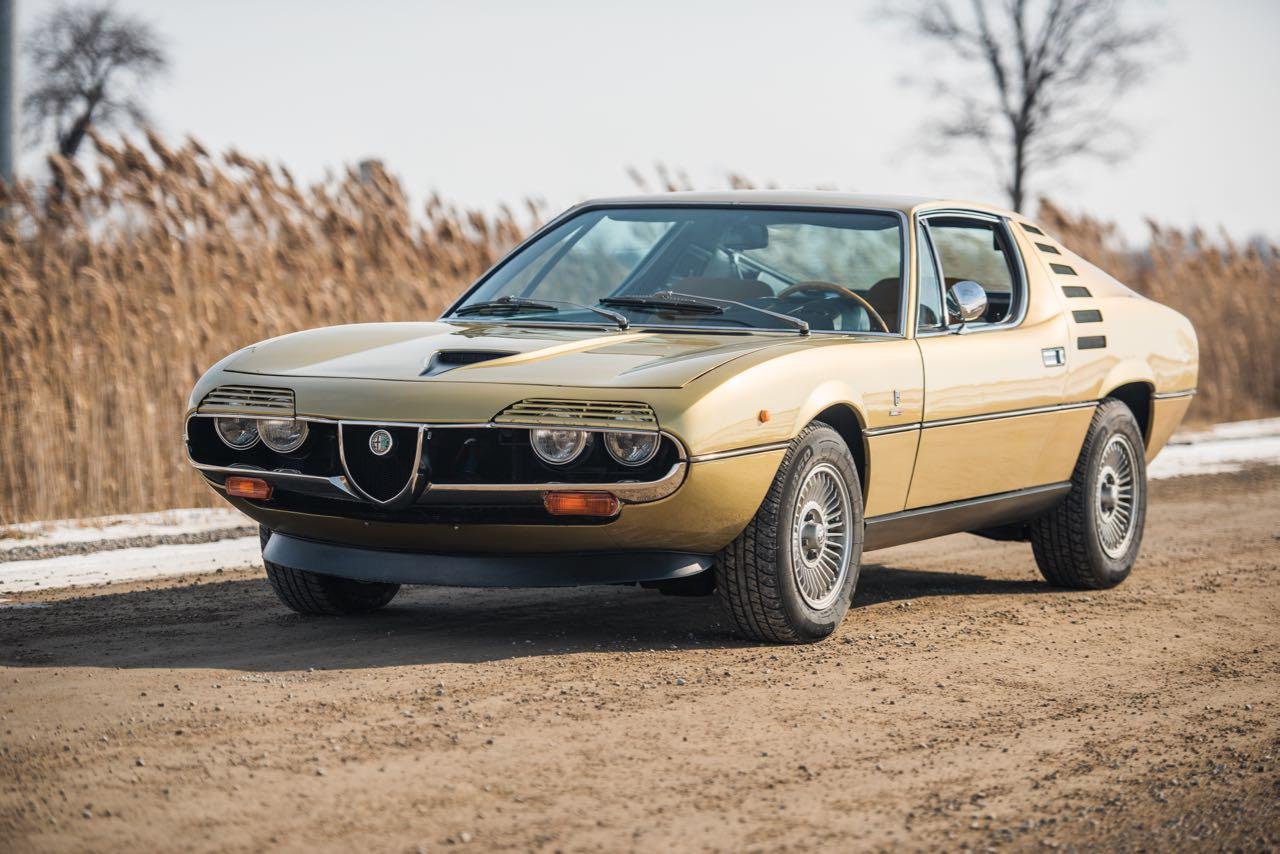 Alfa Romeo Montreal by Bertone 1972 – 1