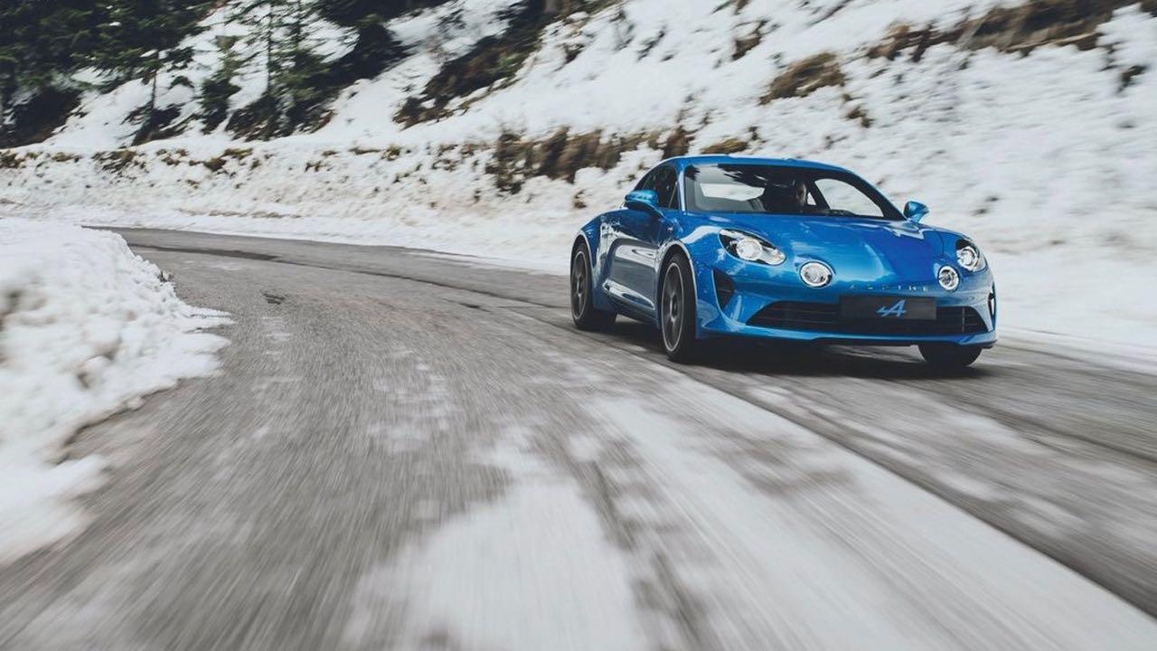 Alpine A110 2018 – 4