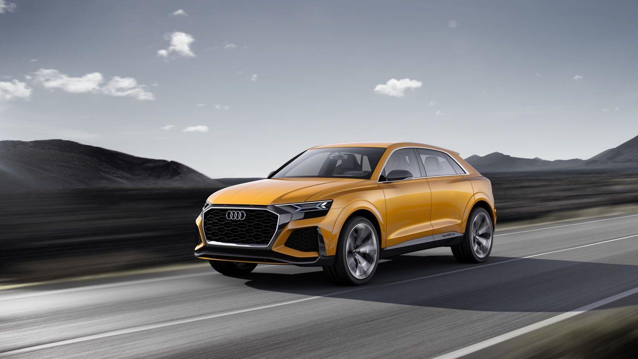 Audi Q8 Sport Concept 2017 – 10
