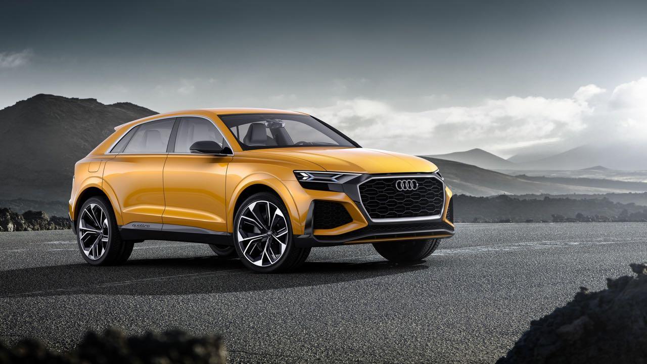 Audi Q8 Sport Concept 2017 – 11