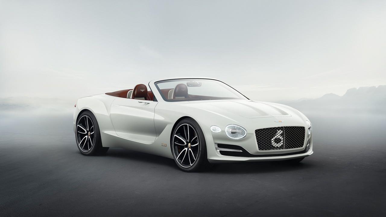 Bentley EXP 12 Speed 6E Concept 2017 – 1