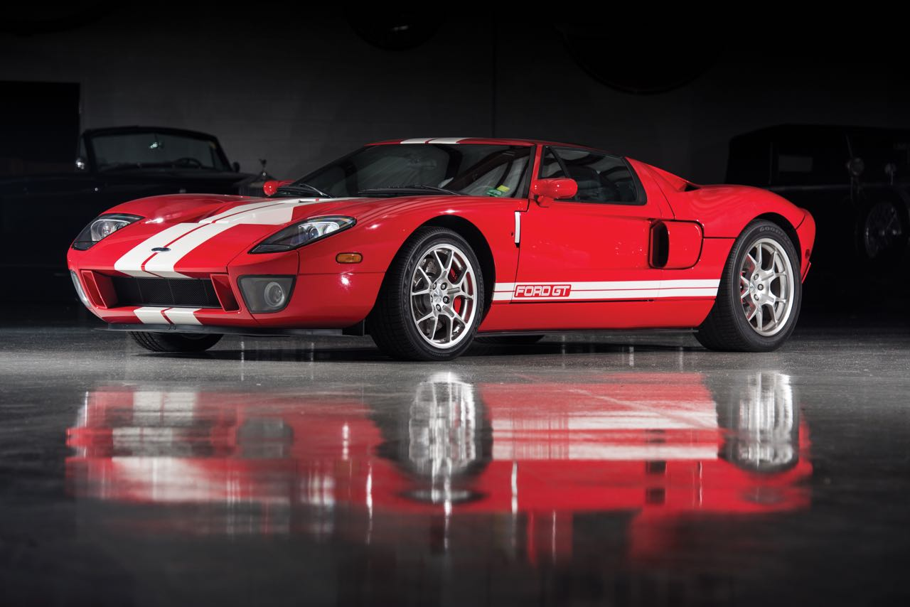 Ford GT 2005 – 1