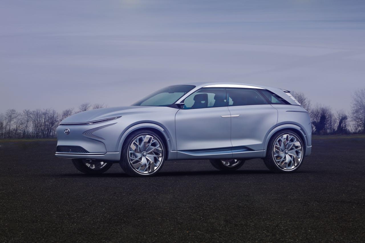 Hyundai FE Fuel Cell Concept 2017 – 3