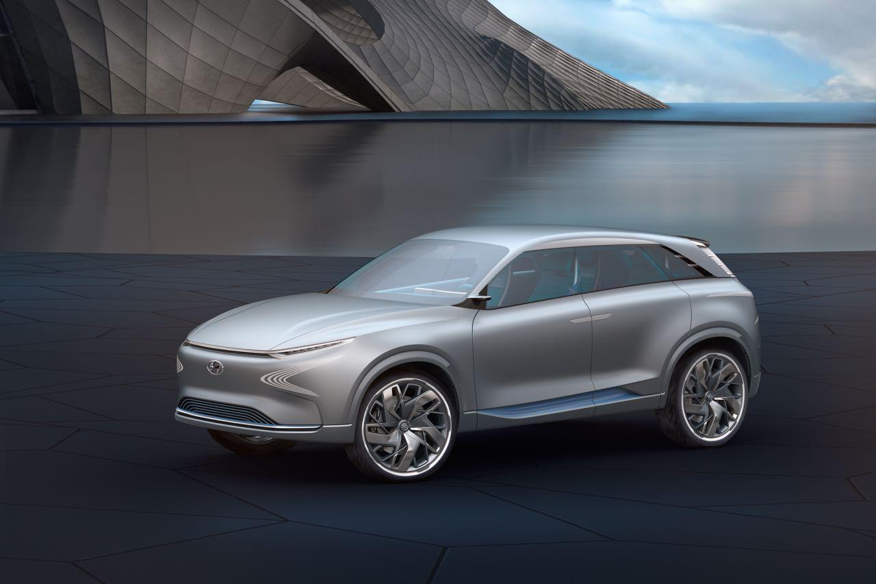 Hyundai FE Fuel Cell Concept 2017 – 8